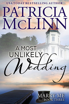 Book Cover: A Most Unlikely Wedding