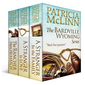 bardville wyoming boxed set patricia mclinn