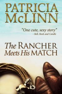 Book Cover: The Rancher Meets His Match
