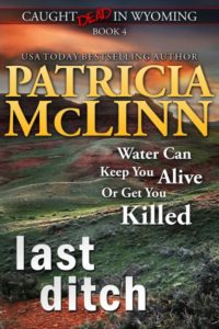 Last Ditch by Patricia McLinn, cozy mystery books, mystery with humor, amateur sleuth, women sleuths, dog mystery, mysteries