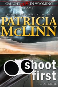 Shoot First by Patricia McLinn, cozy mystery books, mystery with humor, amateur sleuth, women sleuths, dog mystery, mysteries