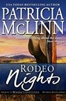 rodeo nights contemporary western romance book by Patricia McLinn, romance author, mystery author, female sleuth
