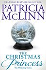 the christmas princess contemporary romance book by Patricia McLinn, romance author, mystery author, female sleuth