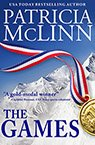 the games contemporary sports olympic romance book by Patricia McLinn, romance author, mystery author, female sleuth