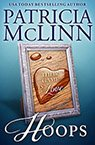 hoops contemporary romance book by Patricia McLinn, romance author, mystery author, female sleuth