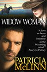 widow woman western historical book by Patricia McLinn, romance author, mystery author, female sleuth