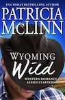 patricia mclinn wyoming wild western romance collection book by Patricia McLinn, romance author, mystery author, female sleuth