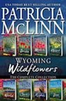 wyoming wildlflowers western romance collection book by Patricia McLinn, romance author, mystery author, female sleuth