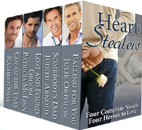 heart stealers boxed set patricia mclinn