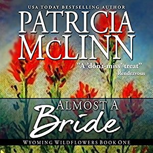 almost a bride audio book patricia mclinn