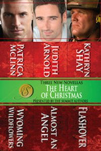 patricia mclinn heart of christmas romance collection
