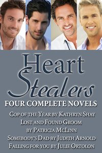 heart stealers patricia mclinn romance collection