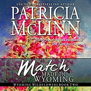 match made in wyoming audio book patricia mclinn