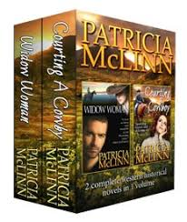 patricia mclinn western historicals boxed set