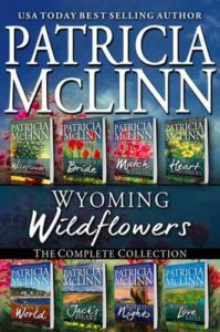 patricia mclinn wyoming wildflowers complete collection boxed set western romance wedding
