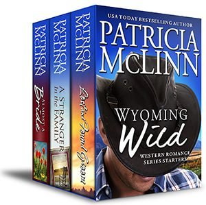 Wyoming Wild Series Starters, first in a series, Book 1, western romance, cowboy romance, wyoming wildflowers, a place called home, bardville, wyoming