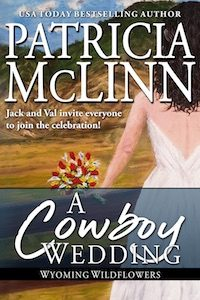 A Cowboy Wedding Patricia McLinn Western Romance