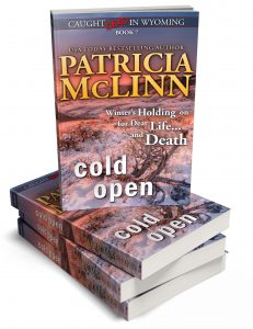 Caught Dead in Wyoming, cozy mystery, mystery series, Patricia McLinn, amateur sleuth, women sleuths, dog mystery, murder mystery, workplace mystery, investigative team, investigative journalism