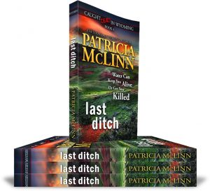 Caught Dead in Wyoming, Patricia McLinn, cozy mystery series, murder mystery, dog mystery, amateur sleuth, female sleuth, women sleuths, small town mystery, romantic suspense, American mystery, mystery series, mystery with humor