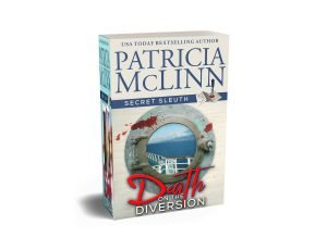 Secret Sleuth series, cozy mystery, amateur sleuth, women sleuths, Patricia McLinn, murder mystery series