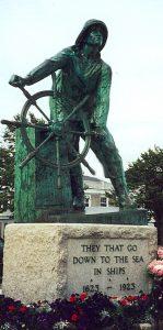 fisherman stature Gloucester