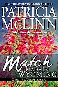 Book Cover: Match Made in Wyoming