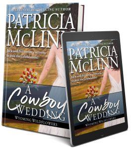 Wyoming Wildflowers, Patricia McLinn, romance series