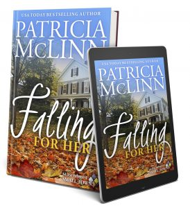 Patricia McLinn, Falling for Her, Principal of Love, romance series, small-town romance, opposites attract, divorced dad romance, single dad romance, romance series, romance collection, rural Illinois, high school principal romance