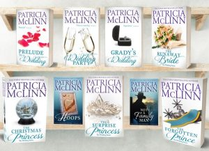 The Wedding Series paperback print Patricia McLinn romance collection