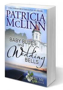 Patricia McLinn, Marry Me contemporary romance series, bad boy love story, girl next door, small-town wisconsin