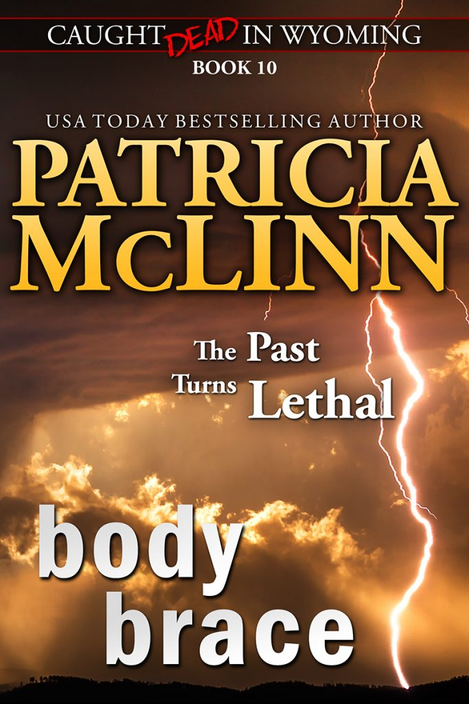 Patricia McLinn, Caught Dead in Wyoming cozy mystery series, murder mystery, amateur sleuth, female sleuth, tv reporter, romantic triangle, contemporary western Wyoming fiction