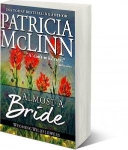 almost a bride patricia mclinn western romance