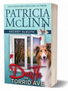 Secret Sleuth series, Patricia McLinn, cozy mystery, amateur sleuth, women sleuths, murder mystery, American mystery