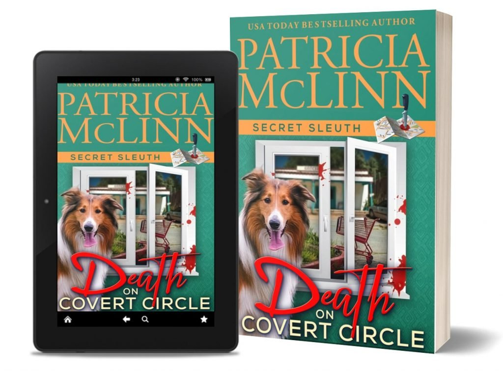 Patricia McLinn, Secret Sleuth series collection, cosy cozy mystery, women sleuths, amateur detective, small-town fiction, Kentucky, dogs friends