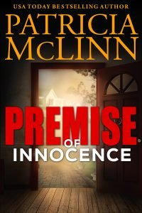 Patricia McLinn, Innocence Trilogy, romantic suspense, mystery with romance, police procedural