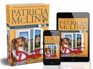 Secret Sleuth cozy mystery Series paperback print Patricia McLinn women sleuths amateur sleuths small-town Kentucky