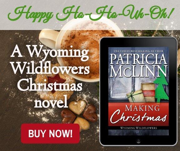 making christmas wyoming wildflowers patricia mclinn
